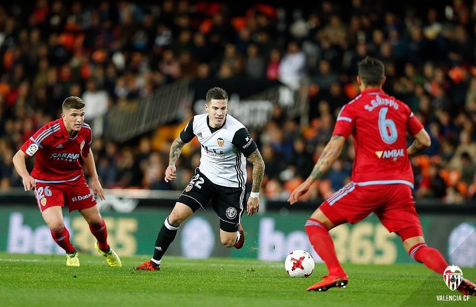 30.11.2017: Valencia CF 4 - 1 Real Zaragoza