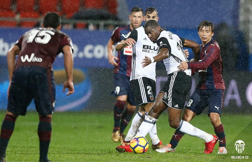 16.12.2017: SD Eibar 2 - 1 Valencia CF