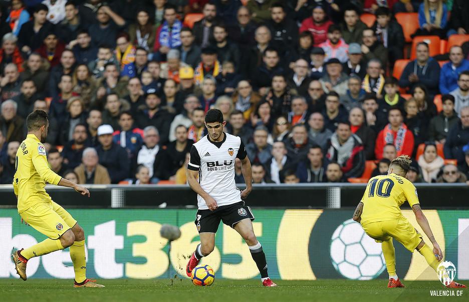 23.12.2017: Valencia CF 0 - 1 Villarreal CF