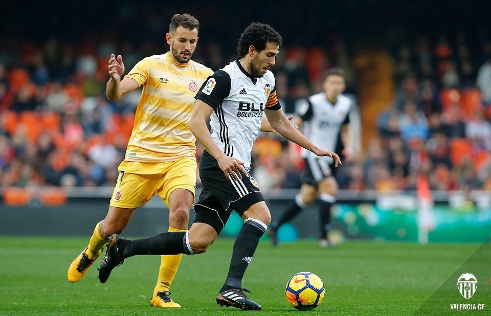 06.01.2018: Valencia CF 2 - 1 Girona FC