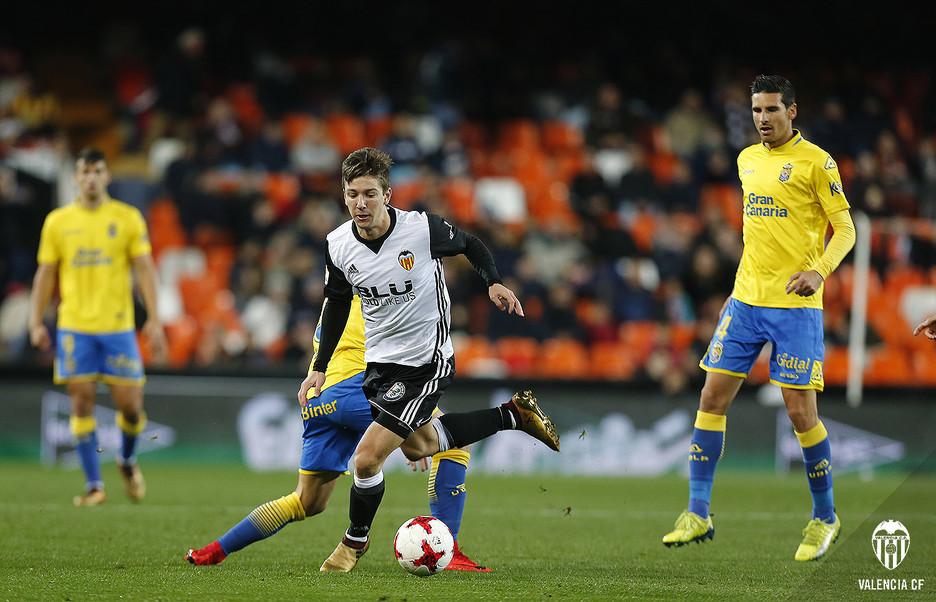 09.01.2018: Valencia CF 4 - 0 UD Las Palmas