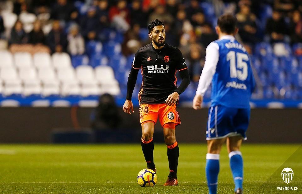 13.01.2018: Dep. Coruña 1 - 2 Valencia CF
