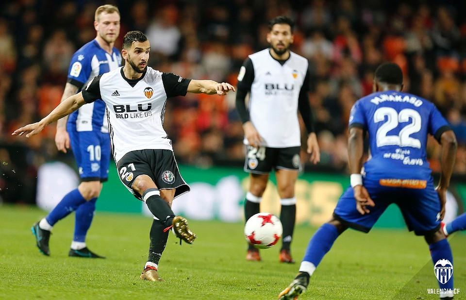 17.01.2018: Valencia CF 2 - 1 Dep. Alavés