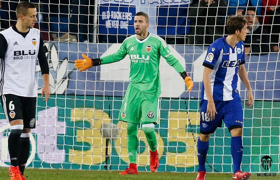 24.01.2018: Dep. Alavés 2 - 1 Valencia CF