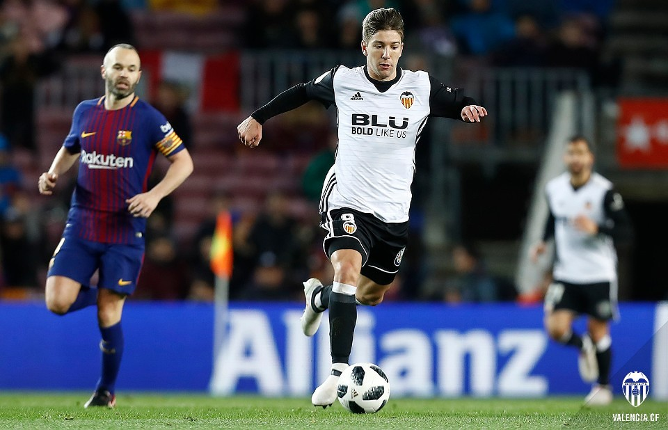 01.02.2018: FC Barcelona 1 - 0 Valencia CF