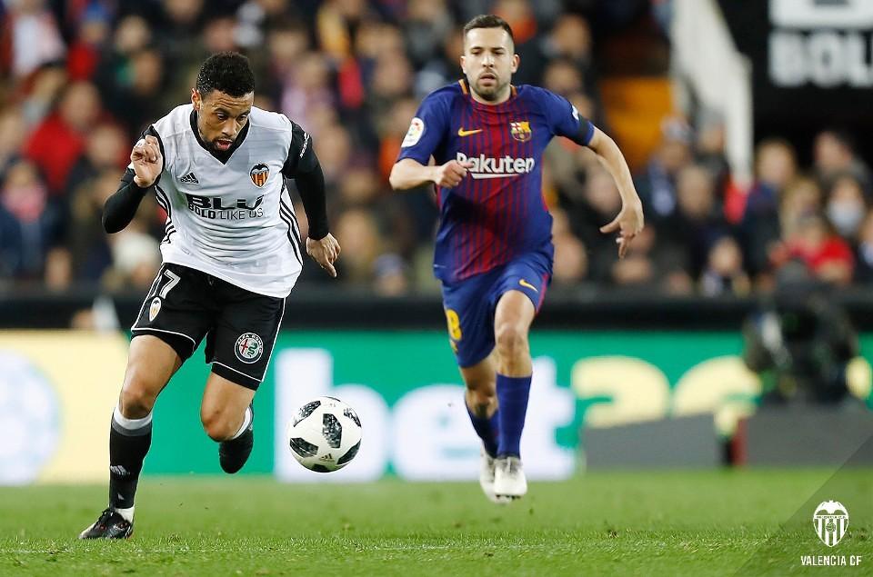08.02.2018: Valencia CF 0 - 2 FC Barcelona