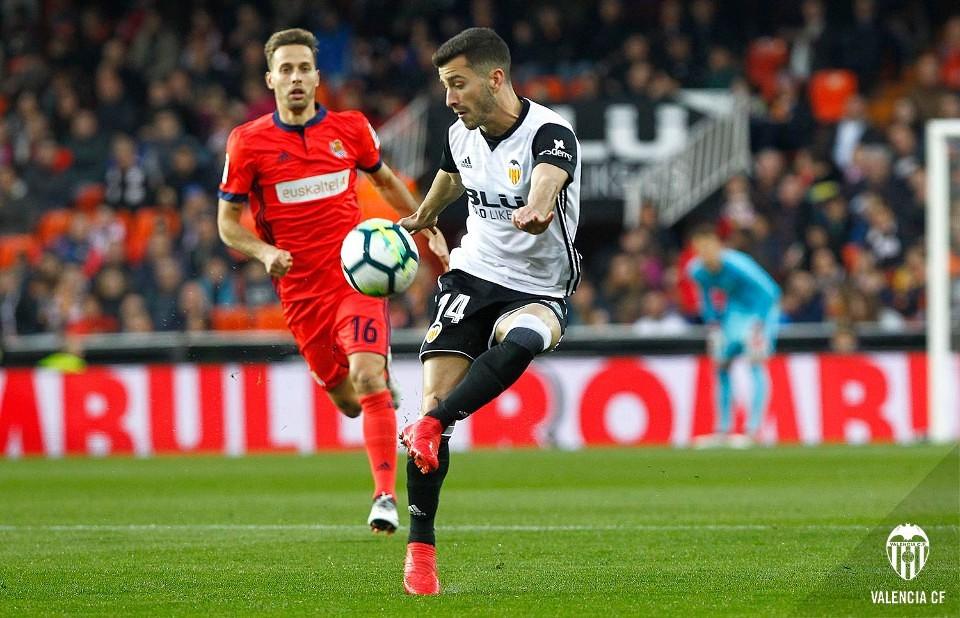 25.02.2018: Valencia CF 2 - 1 Real Sociedad