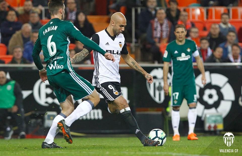 04.03.2018: Valencia CF 2 - 0 Real Betis