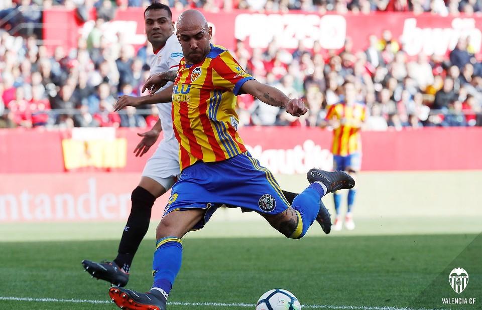 10.03.2018: Sevilla FC 0 - 2 Valencia CF