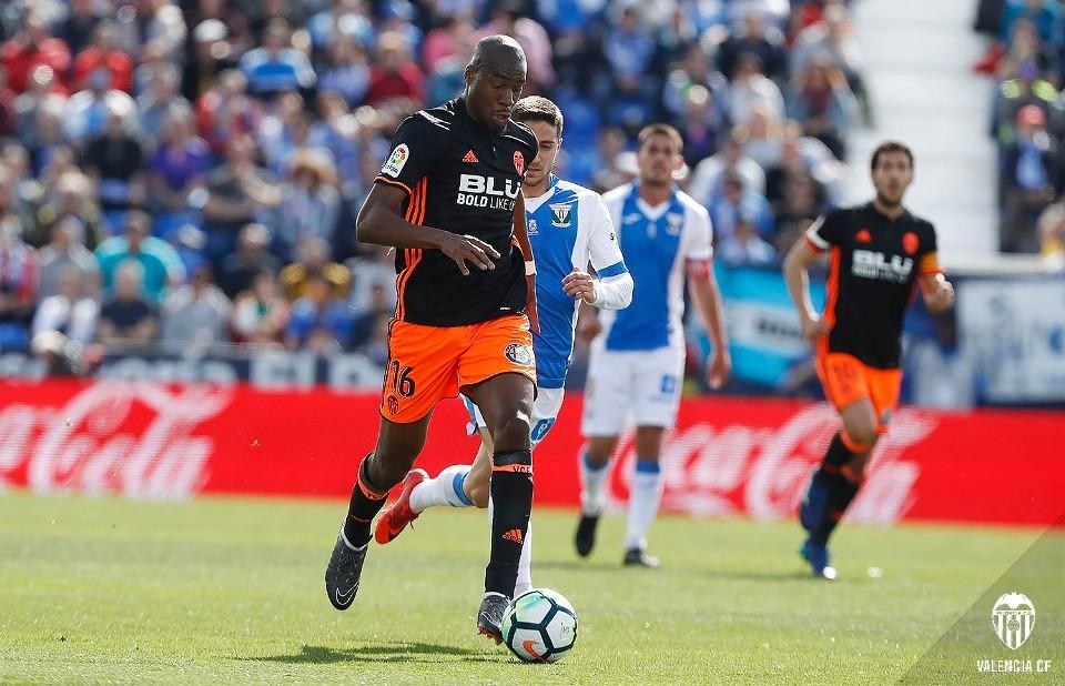 01.04.2018: CD Leganés 0 - 1 Valencia CF