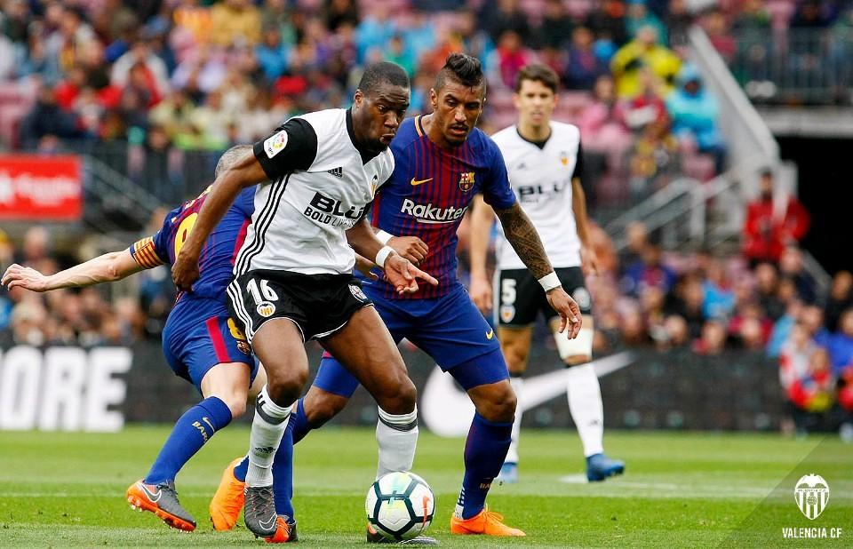 14.04.2018: FC Barcelona 2 - 1 Valencia CF