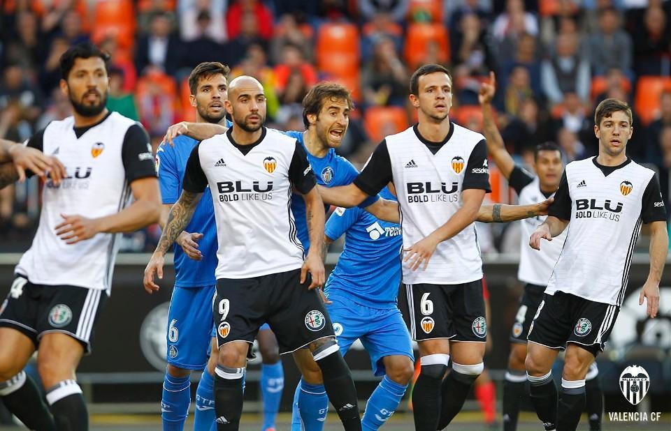 18.04.2018: Valencia CF 1 - 2 Getafe CF