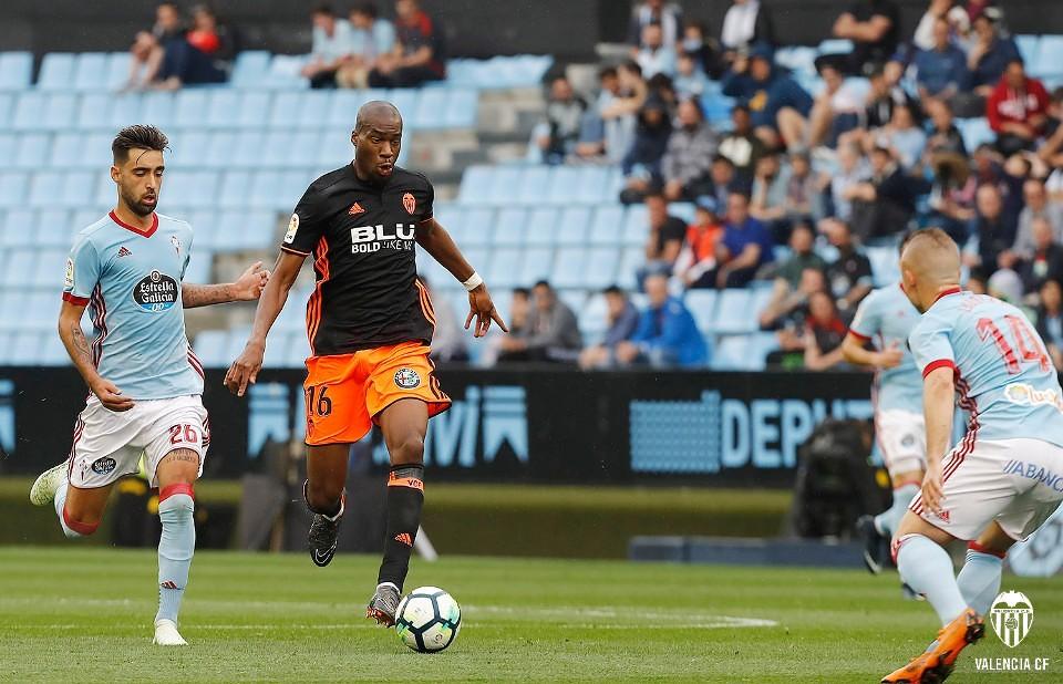 21.04.2018: Celta de Vigo 1 - 1 Valencia CF