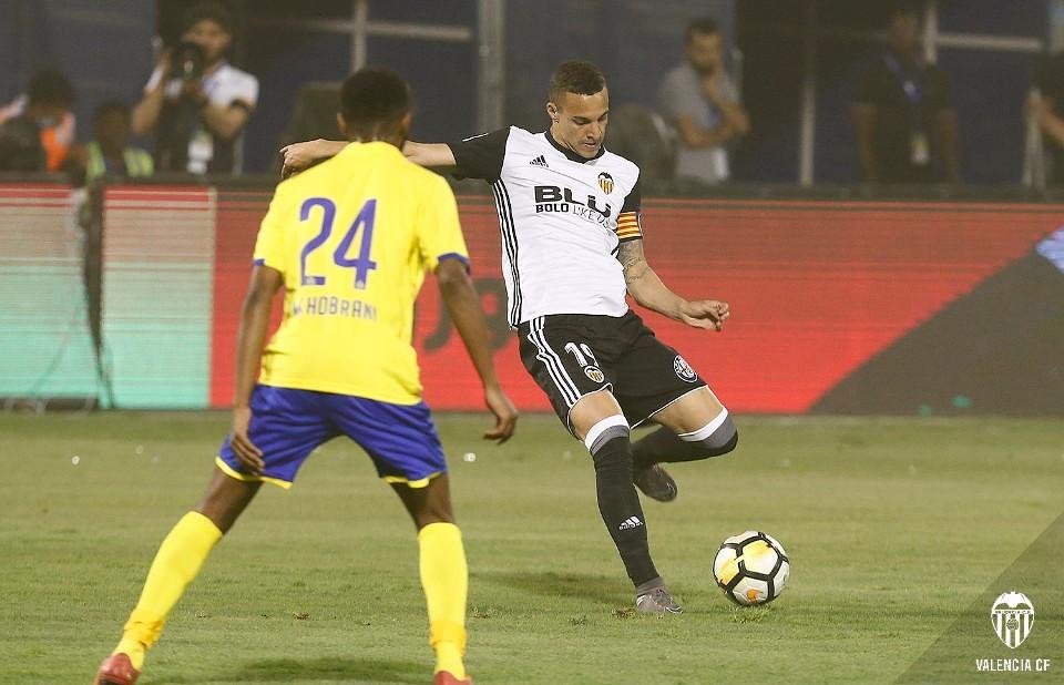 09.05.2018: Al Nasr FC 0 - 0 Valencia CF
