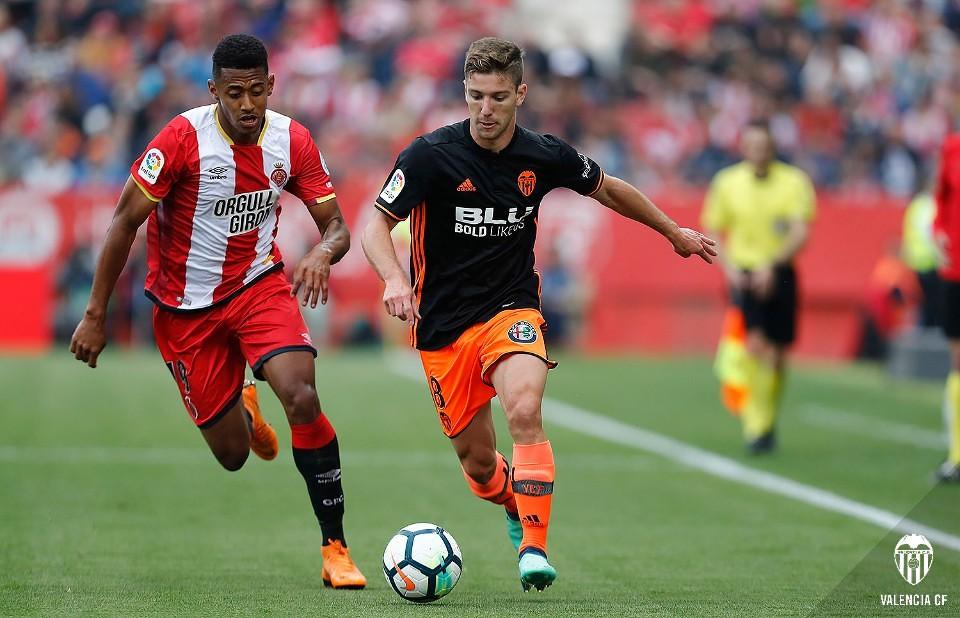 12.05.2018: Girona FC 0 - 1 Valencia CF