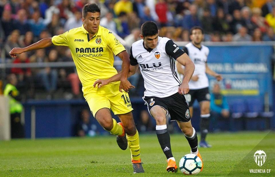 05.05.2018: Villarreal CF 1 - 0 Valencia CF