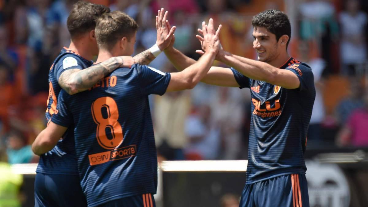 20.05.2018: Valencia CF 2 - 1 Dep. Coruña