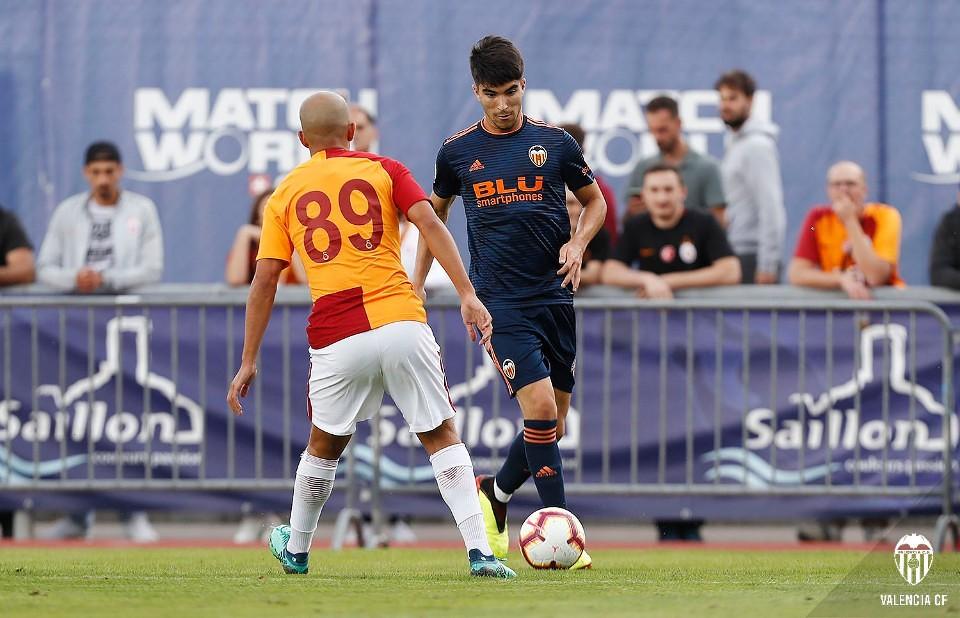 21.07.2018: Galatasaray SK 1 - 2 Valencia CF