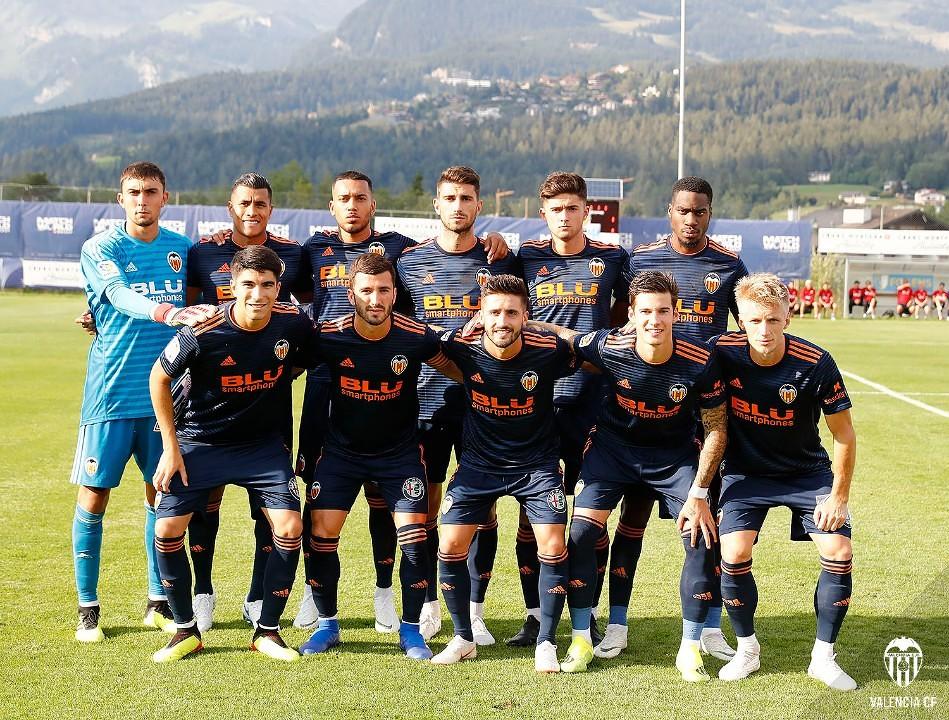 24.07.2018: Lausanne 0 - 0 Valencia CF