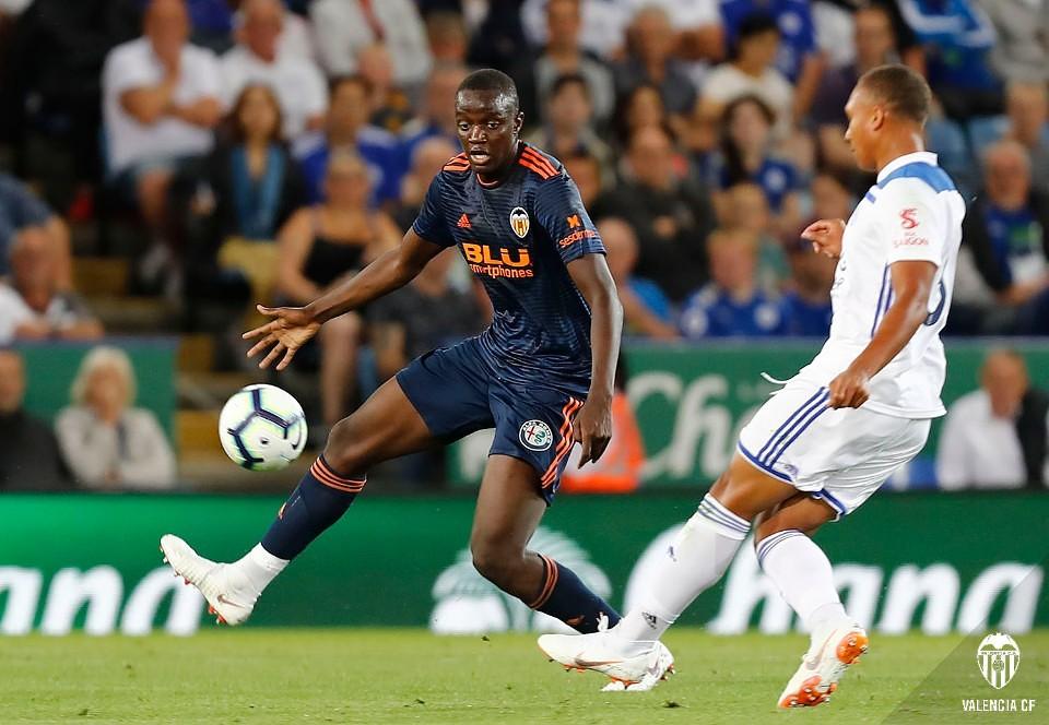 01.08.2018: Leicester City 1 - 1 Valencia CF