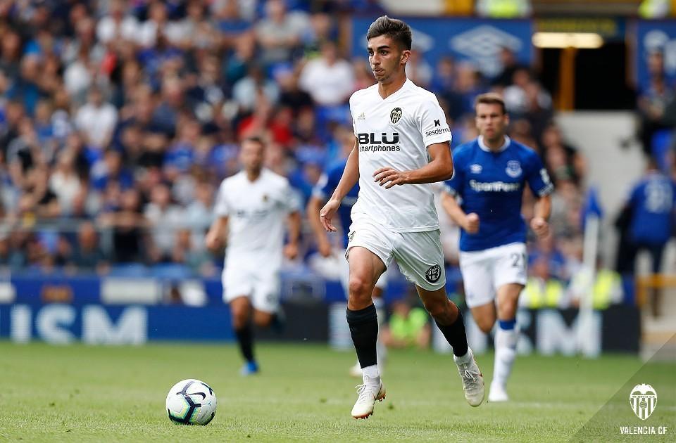 04.08.2018: Everton FC 2 - 3 Valencia CF