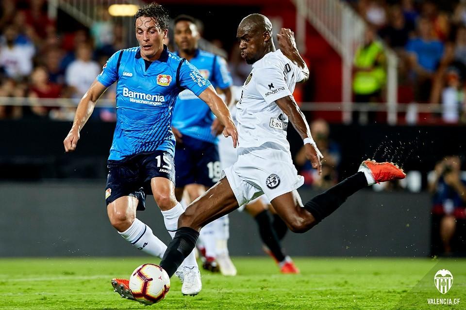 11.08.2018: Valencia CF 3 - 0 B. Leverkusen