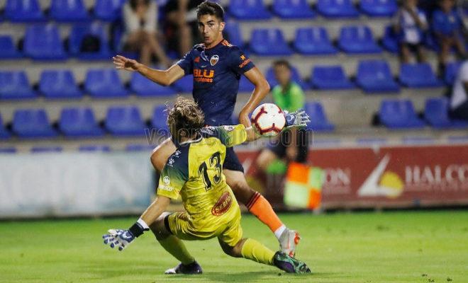 05.09.2018: CD Alcoyano 0 - 3 Valencia CF
