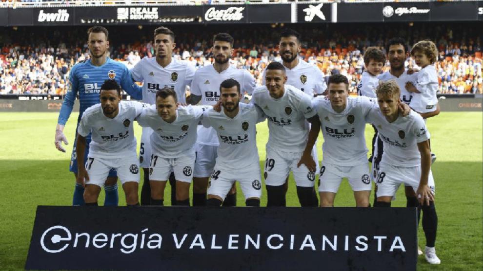 20.10.2018: Valencia CF 1 - 1 CD Leganés