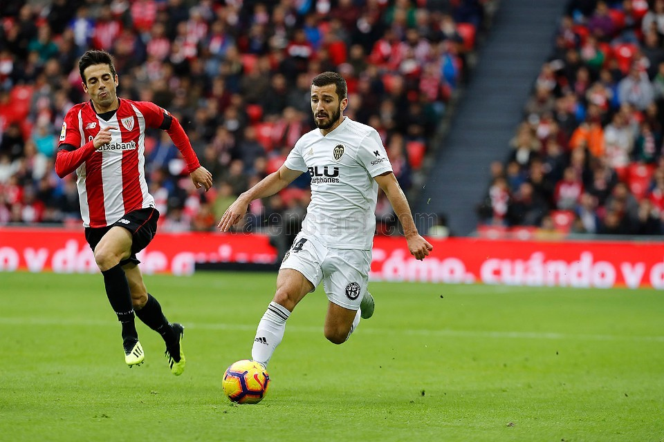 27.10.2018: Athletic Club 0 - 0 Valencia CF