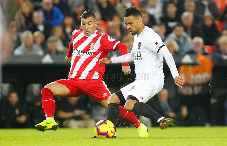 03.11.2018: Valencia CF 0 - 1 Girona FC