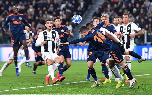 27.11.2018: Juventus 1 - 0 Valencia CF