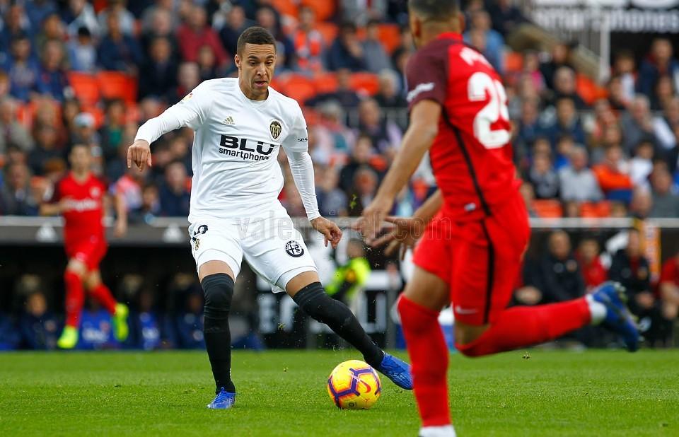 08.12.2018: Valencia CF 1 - 1 Sevilla FC