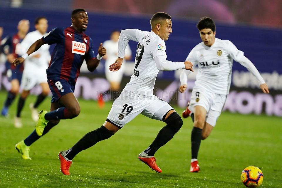 15.12.2018: SD Eibar 1 - 1 Valencia CF