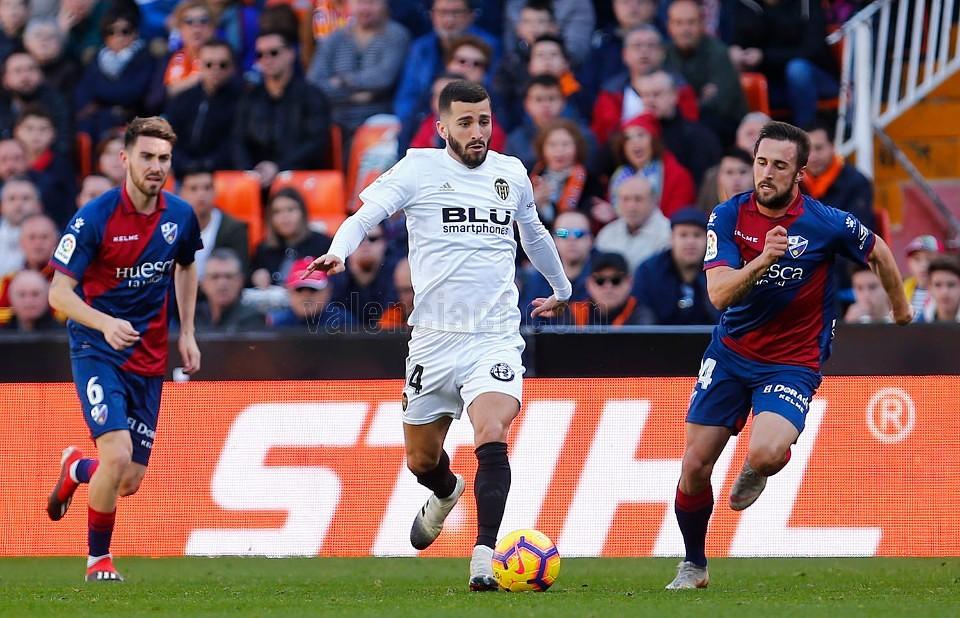23.12.2018: Valencia CF 2 - 1 SD Huesca