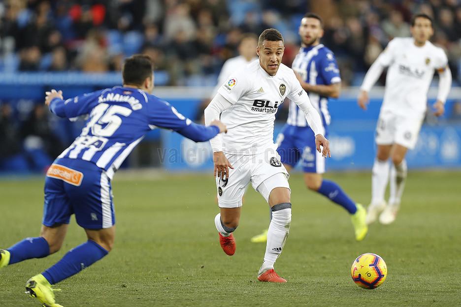 05.01.2019: Dep. Alavés 2 - 1 Valencia CF