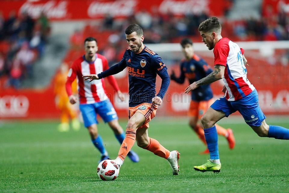 08.01.2019: Sporting Gijón 2 - 1 Valencia CF