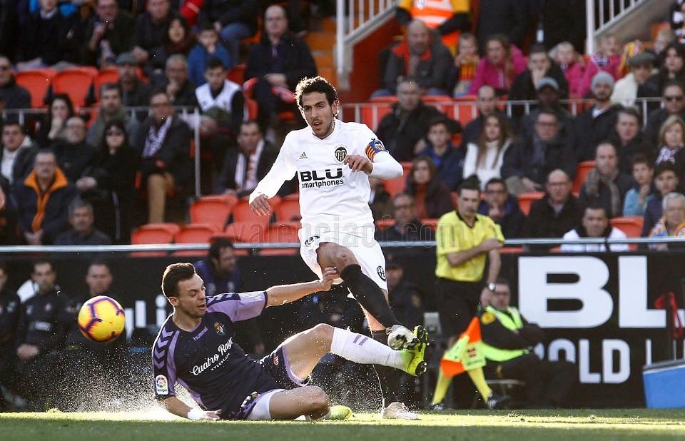 12.01.2019: Valencia CF 1 - 1 Real Valladolid