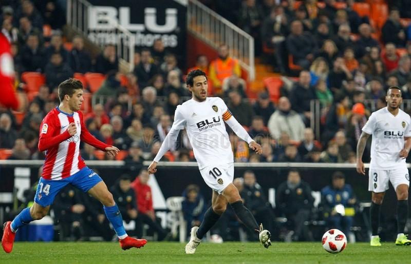 15.01.2019: Valencia CF 3 - 0 Sporting Gijón