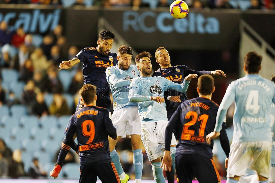 19.01.2019: Celta de Vigo 1 - 2 Valencia CF
