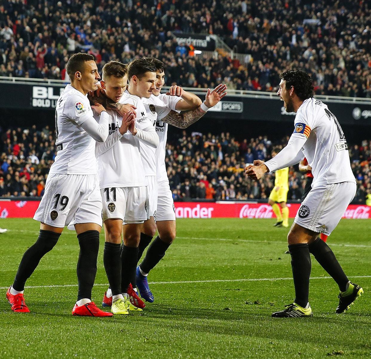 26.01.2019: Valencia CF 3 - 0 Villarreal CF