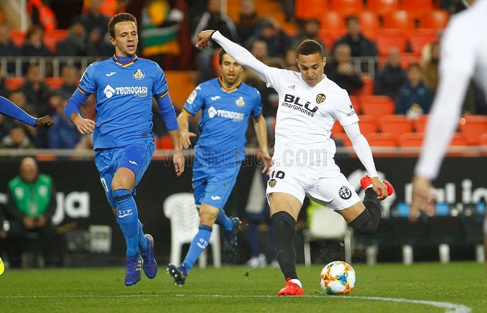 29.01.2019: Valencia CF 3 - 1 Getafe CF