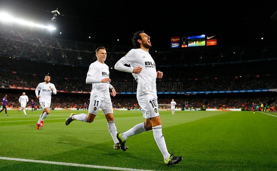 02.02.2019: FC Barcelona 2 - 2 Valencia CF