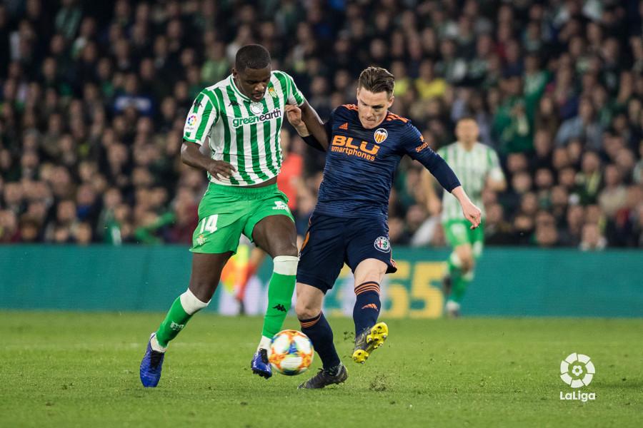 07.02.2019: Real Betis 2 - 2 Valencia CF