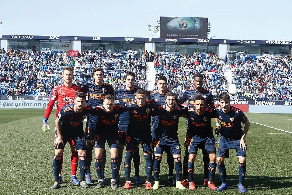 24.02.2019: CD Leganés 1 - 1 Valencia CF