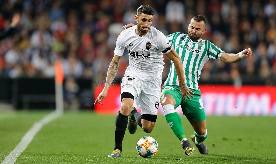 28.02.2019: Valencia CF 1 - 0 Real Betis