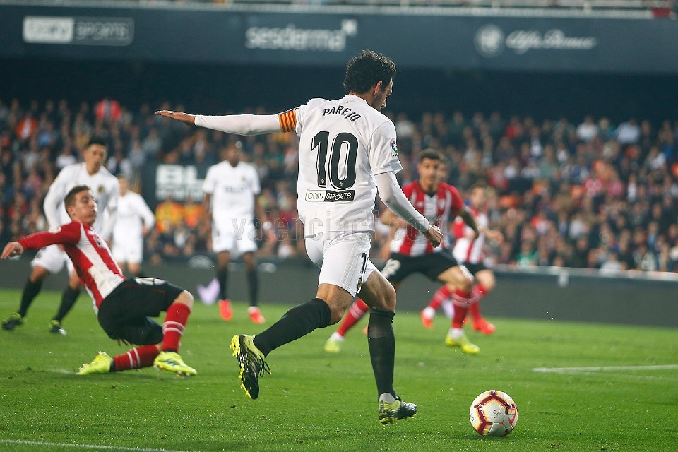 03.03.2019: Valencia CF 2 - 0 Athletic Club