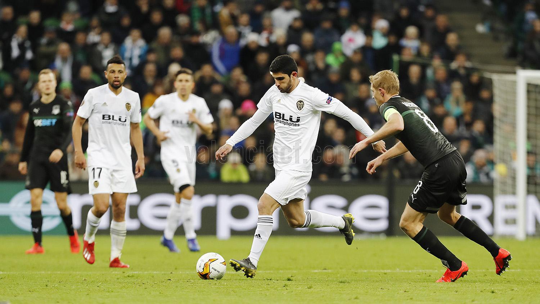 14.03.2019: FC Krasnodar 1 - 1 Valencia CF