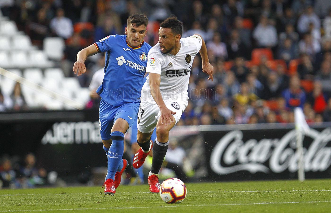 17.03.2019: Valencia CF 0 - 0 Getafe CF
