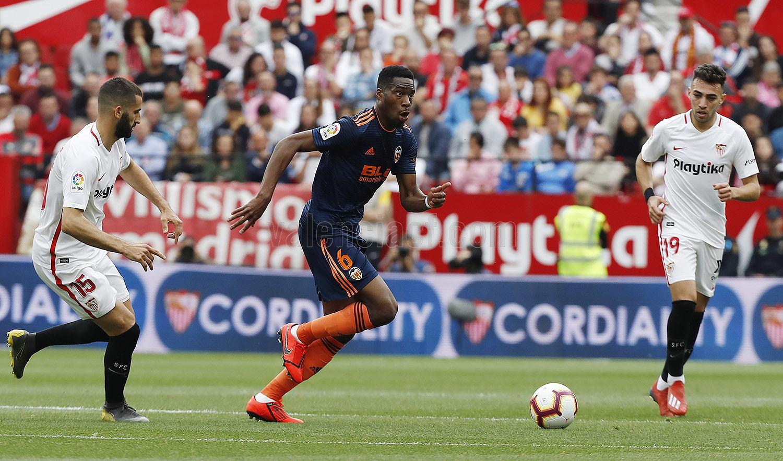31.03.2019: Sevilla FC 0 - 1 Valencia CF