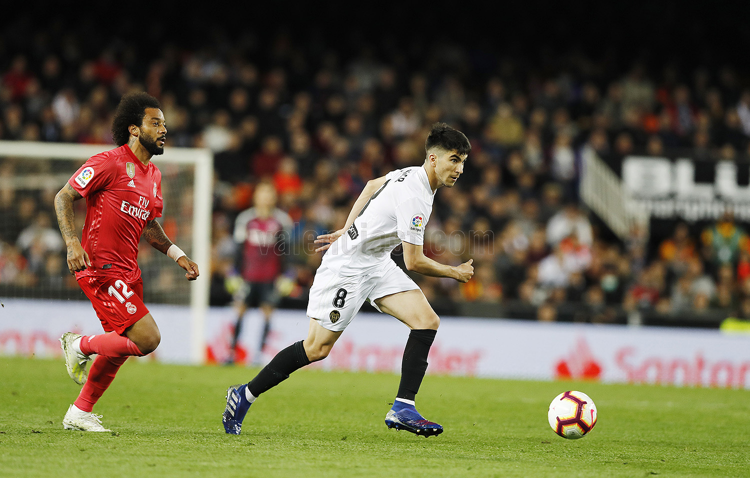 03.04.2019: Valencia CF 2 - 1 Real Madrid